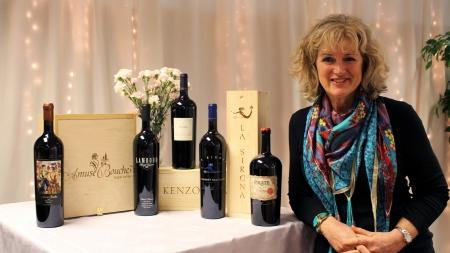 """First Lady of Wine"" Heidi Peterson Barrett talks success as pioneer winemaker"