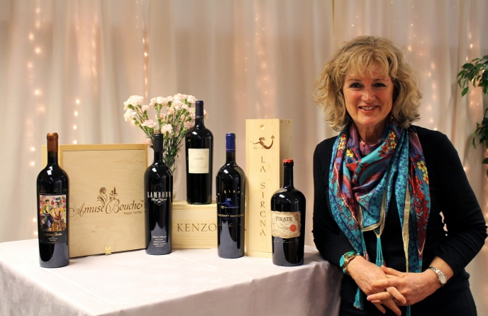 """First Lady of Wine"" Heidi Peterson Barrett talks success as pioneer winemaker"