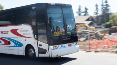 Long-running intercampus shuttle to be replaced with public electric bus service, leaving many riders frustrated