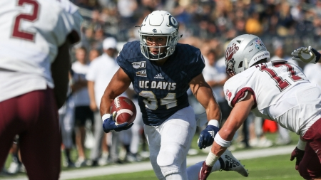 Aggie football humbled in blowout loss to Montana
