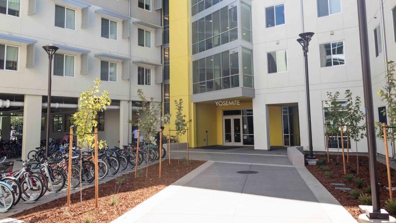 Yosemite Hall first new Cuarto dorm since 1965