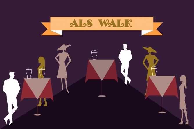 Dunloe Brewery hosts Benefit Dinner for ALS