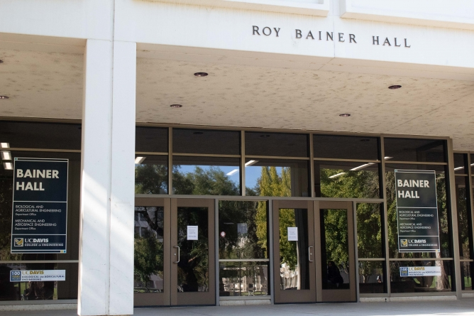 Bainer Hall sees series of burglaries throughout September, October