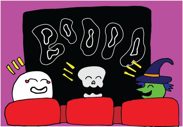 Halloween films that prompt laughter instead of screams of terror