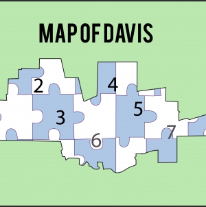 City of Davis to transition to district-based election system