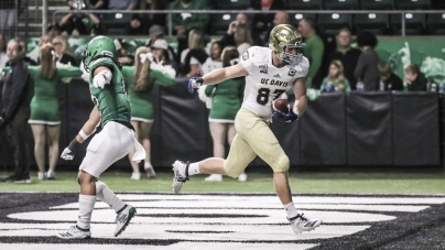 Aggies lose heartbreaker to North Dakota