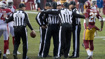 NFL referees throw record-breaking amount of flags