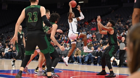 Aggies lose second-straight at Golden 1 Center