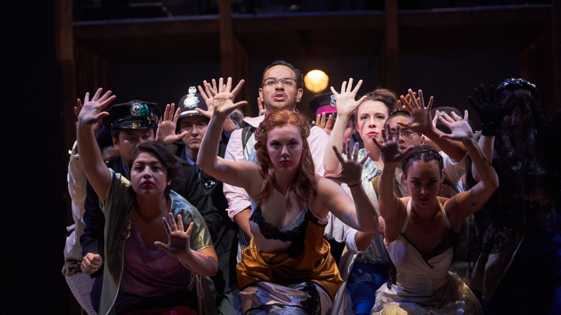 "Review: ""The Threepenny Opera,"" student production showcases creative talent"
