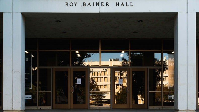 Campus police implement new security measures for Bainer Hall