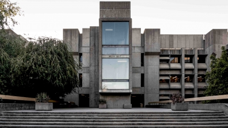 A crucible in design, the evolution of campus architecture