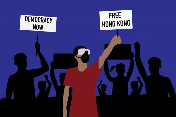 Davis community influences congressional vote over Hong Kong