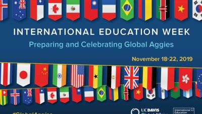 International Education Week celebrates global education and worldwide exchange