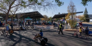 Davis Pedalfest: A celebration of bicycles