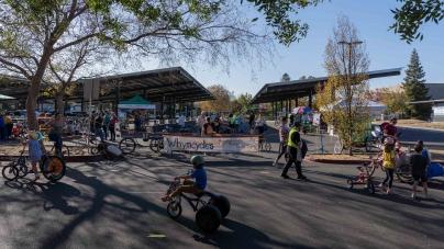 Davis Pedalfest: A celebration of bicycles