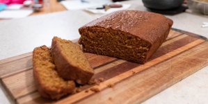 Recipe: Simple Pumpkin Loaf
