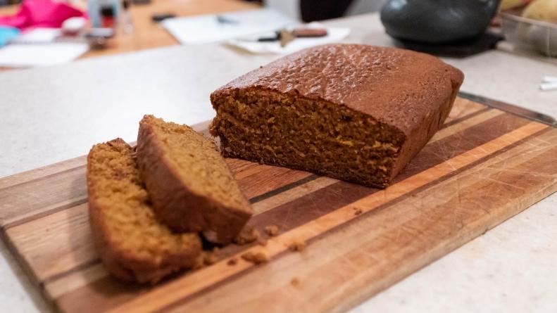 Recipe: Simple Pumpkin Loaf
