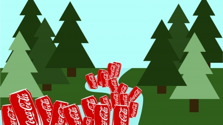 Coca-Cola's confusing crusade for environmental cred