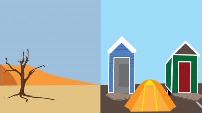 Sacramento considers building tiny-house village for homeless
