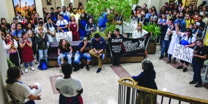 UCPath payment issues lead to student protests, causing administrative response