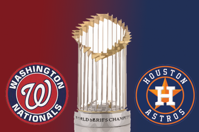 Nationals capture first World Series ever in a wild seven games