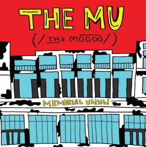 "Cartoon: The correct way to pronounce ""The MU"""