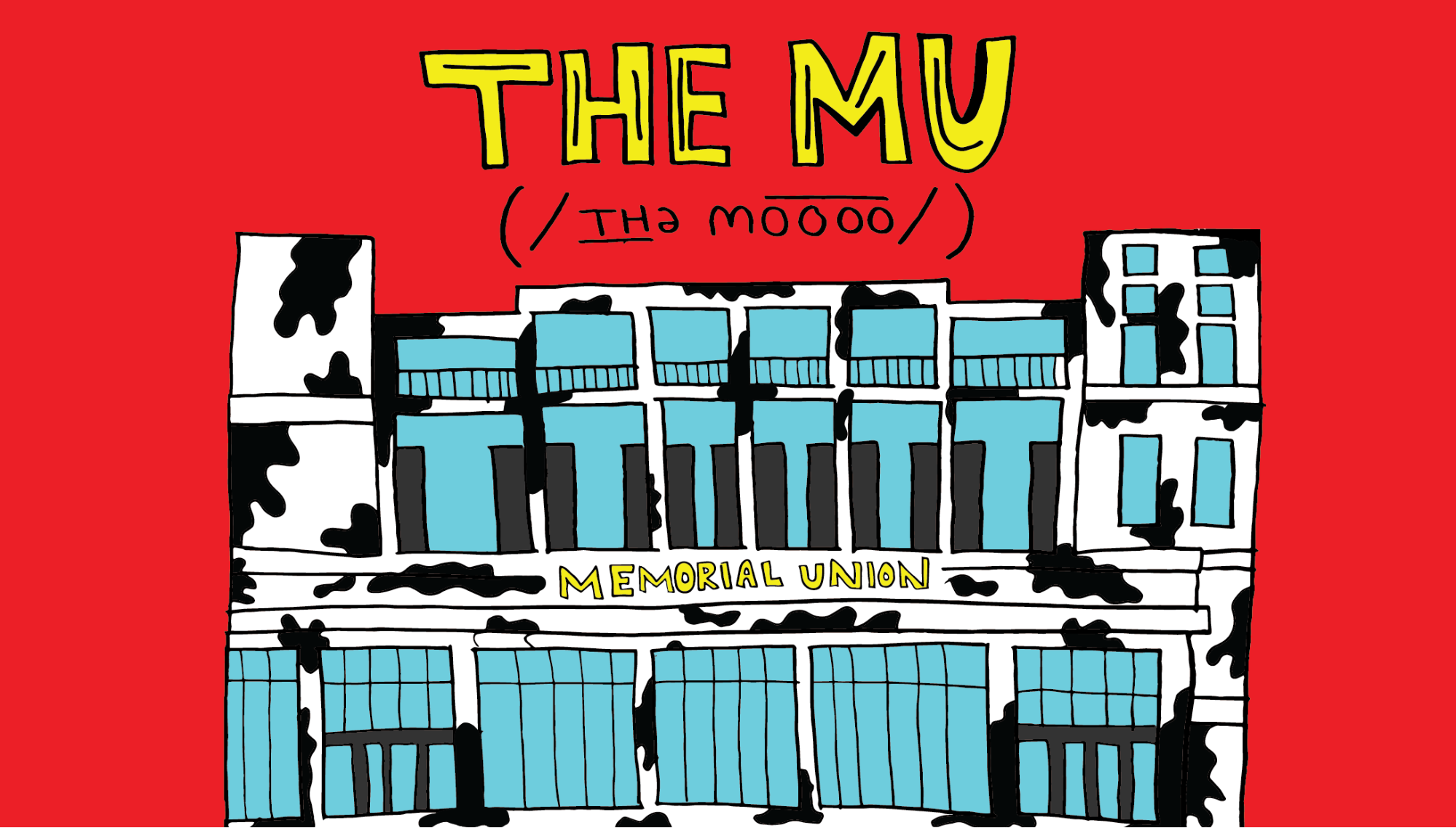 "Cartoon: The correct way to pronounce ""The MU"""