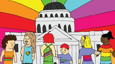 Sacramento Scores 100 on LGBT Report Card