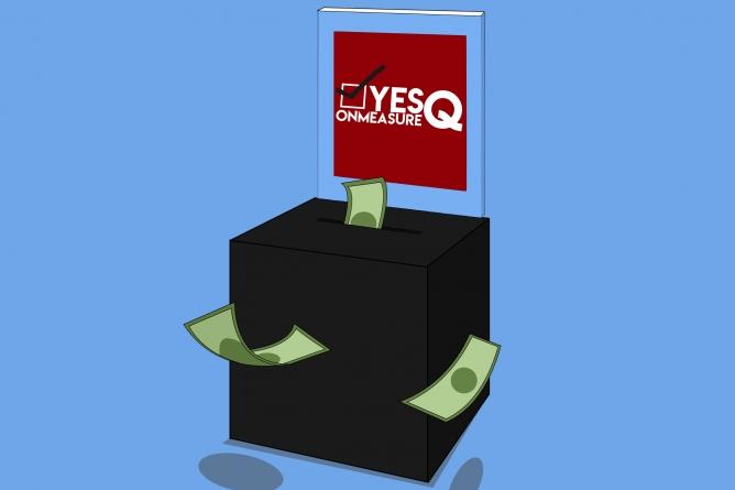 Davis community campaigns to renew 1% sales tax