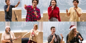 StUCC hosts its last comedy show of Fall Quarter