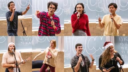 StUCC hosts its last comedy show of Fall Quarter