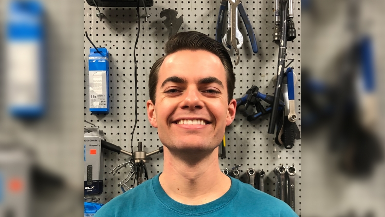 Profile: Bike Barn General Manager Jack Rogers