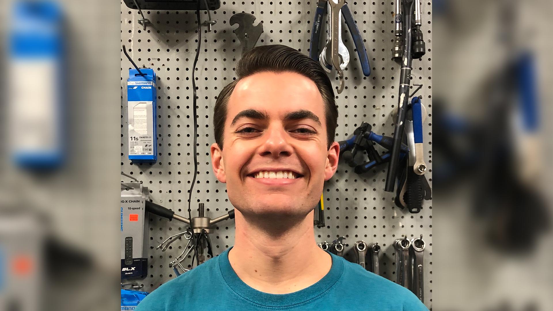 Profile: Bike Barn General Manager Jack Rogers