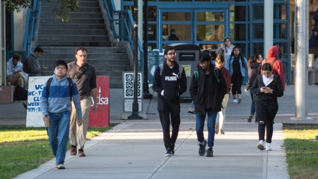 Here's how five UC Davis students are fighting climate change through daily actions