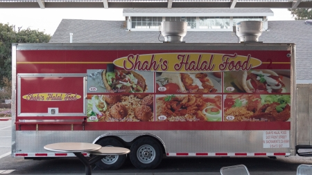 Food Truck Feature: Shah's Halal