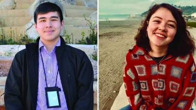 State and local government roles offer source of passion to two UC Davis students