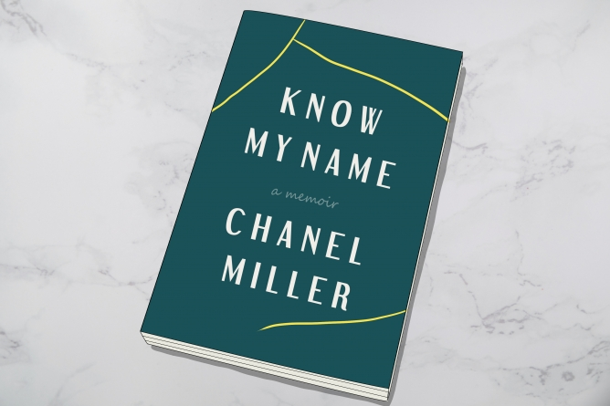 """Chanel Miller's """"Know My Name"""" opens discussion around sexual assault"""