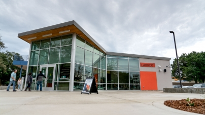 Latitude dining commons and market now open