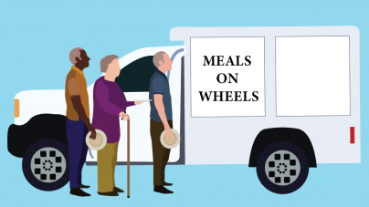 Eighty food-insecure seniors requesting aid from Yolo County Meals on Wheels