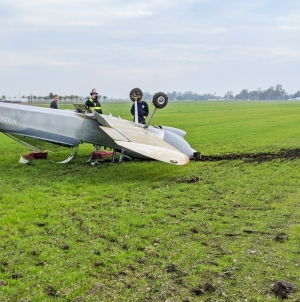 Pilot injured in private plane crash at Yolo Airport on Jan. 1