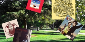 Five albums that describe UC Davis