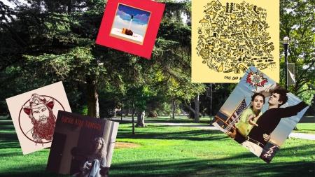 Five albums that describe UC Davis