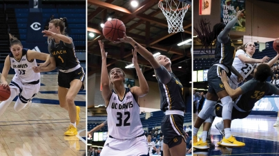 Aggies edge out Long Beach, hold on to another conference win at home