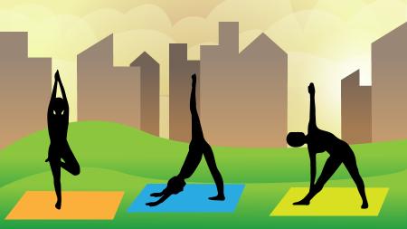 New year, new yoga
