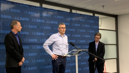 Three UC Davis students in isolation due to concerns of coronavirus infection, CDC testing one student