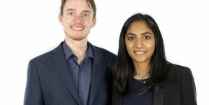 Executive ticket endorsement interview: Kyle Krueger and Akhila Kandaswamy