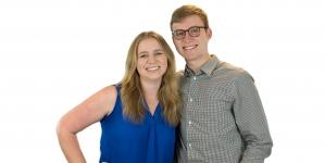 Executive ticket endorsement interview: Alisha Hacker and Justin Weiner