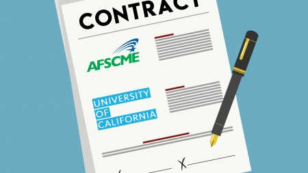 AFSCME and UC reach tentative contracts for service, patient care workers