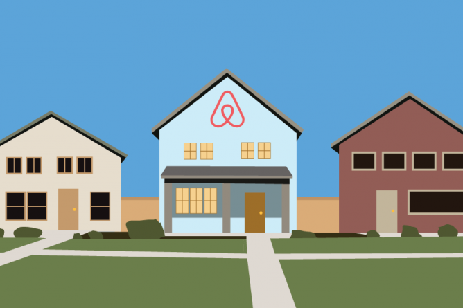 Davis community concerned about Airbnb's impact on quality of life