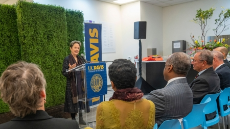 Aggie Square to house new Alice Waters Institute for Edible Education